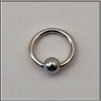 Ball Closure Ring 316L